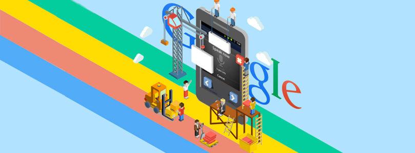 Google en avant vers le mobile friendly