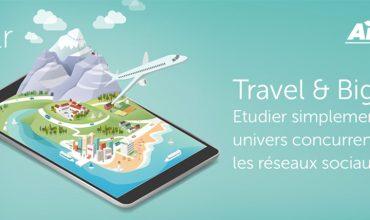 Le tourisme sur les réseaux sociaux