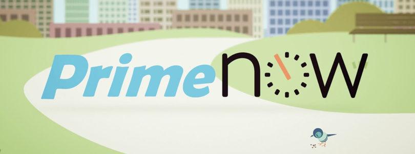 Amazon Prime Now bouscule les commerces