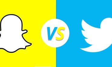 Snapchat devance Twitter