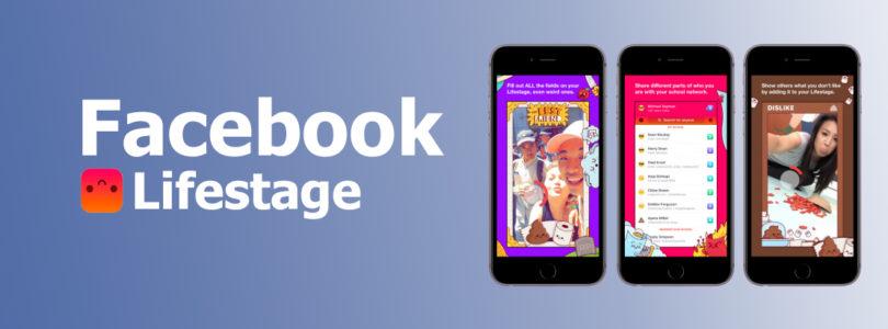 Lifestage, l'application de Facebook pour les adolescents !