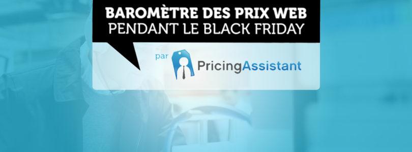 L'impact du Black Friday en France sur la catégorie de produit enceintes audio