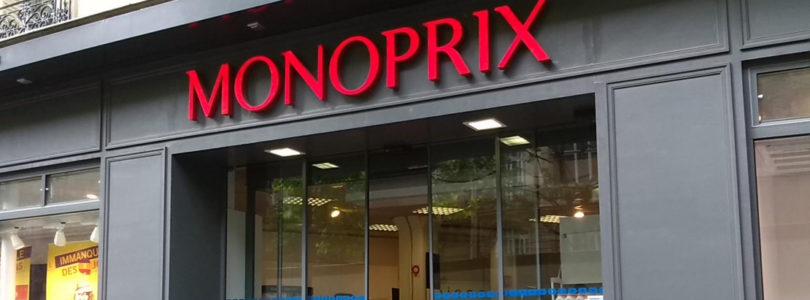 Monoprix ou la passion du commerce depuis 85 ans