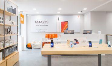 Inauguration du 1er Mi Store Xiaomi en France